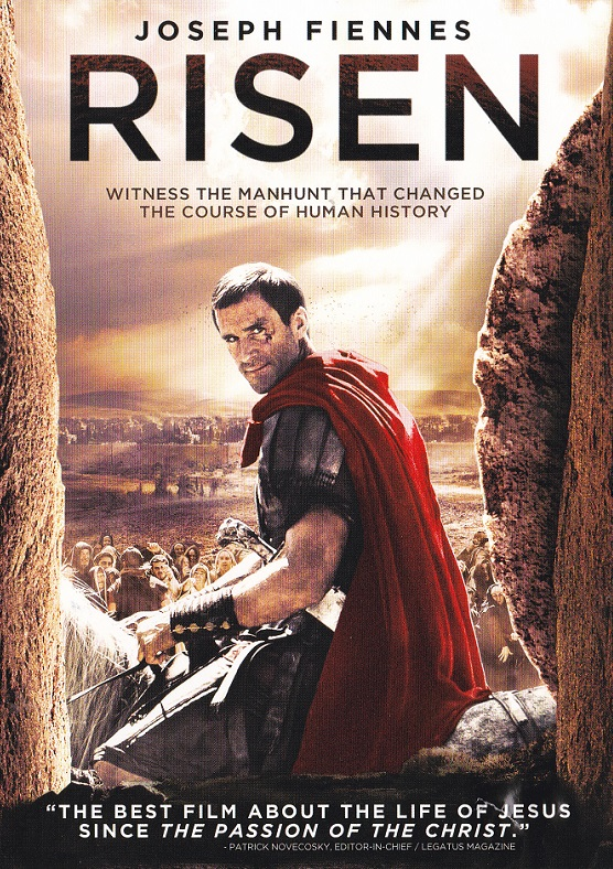 Risen Front Cover
